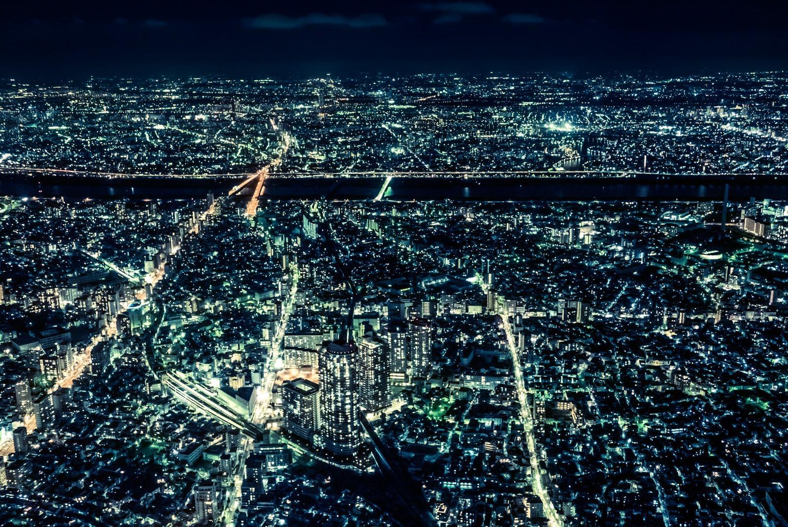 東京湾夜景2