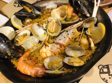 【銀座一丁目】彩り豊かなピンチョスとパエリアがたくさん!スペイン料理PAEZO(パエゾ)がおすすめ!